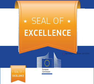 Seal of Excellence by European Commission